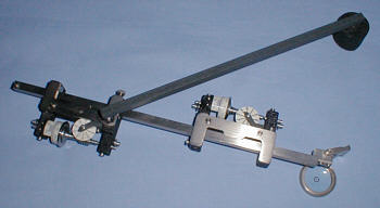 Tcocd   Russian  Compensating Polar Planimeter
