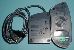 Cordless MouseMan Optical - Logitech Support